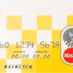 Kredittkort Shell MasterCard