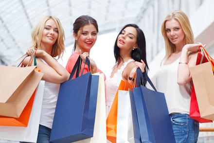 Kredittkort med shoppingfordeler